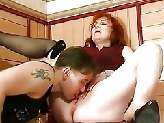 sexy older hardfucked by slutty boy