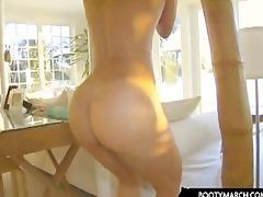 large butt housewife likes hard schlong