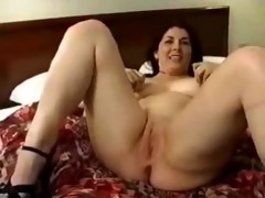 older wife receive her creampie with 9 strangers