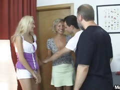 blonde hotty have joy fucking with her bf parents