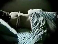see my mamma masturbating on bed. hidden livecam