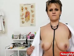 unshaved fuck hole aged caretaker