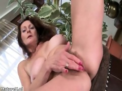 wicked older bitch acquires lewd taking part1