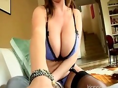kianna dior - d like to fuck titfuck tieup