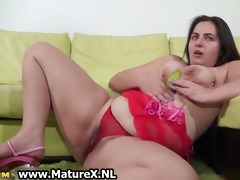 hirsute bulky mommy can fucking her muff part10