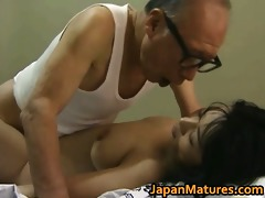 hot oriental playgirl has aged sex