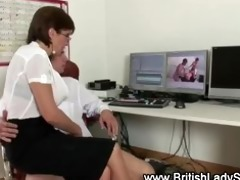 british aged whore lady sonia handjob