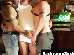 butch bum bashing in the back room part10