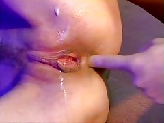 mellow mom fucked into ass hard...f810