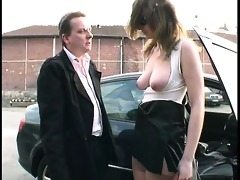 he is humiliates his wife in the street