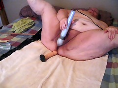 web camera show this month with toys wand