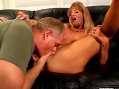 breasty wife cheats in front of spouse