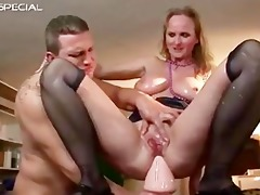 mature milf acquires all her holes filled part3
