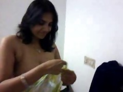 hot aged indian aunty