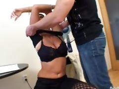 breasty aged pandora receives slammed