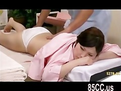wife enticed screwed by masseur nearby spouse 410