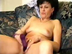 lascivious granny wanks sucks and bonks