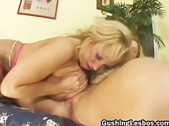aged lesbian doxy receives screwed with fake