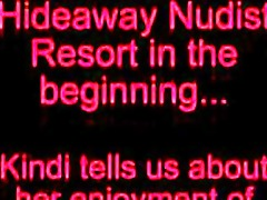nudist colony tour- stripped and free