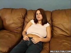 plump mother i alyssa striptease