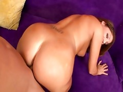 milf whore in small straps nailed doggy position
