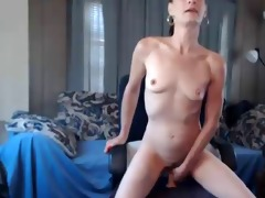 slender d like to fuck rides sextoy and sucks