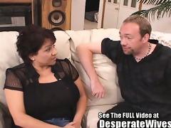 large tit latin babe shorty wife group fuck