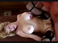 glamorous blonde d like to fuck nailed and creamed