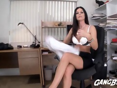 super hawt milf india summer got drilled in the