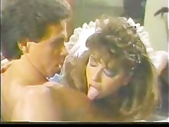 christy canyon & peter north in classic fuck
