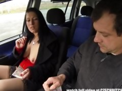 slut mother i receive paid for car fuck