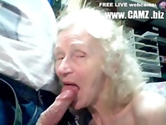housewife granny josee a real wench shaggy