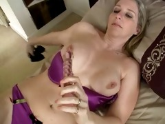 meet breasty tonyas orgasmic glass rod