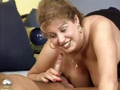 wicked aged slut acquires lewd engulfing part0