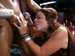 lustful mother i engulfing the stripper...