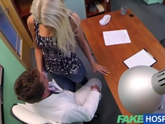 fakehospital doctors hawt golden-haired ovulating