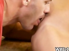 girl acquires group-fucked well