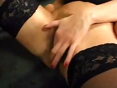 superb bushy mature squirts during the time that
