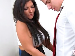 purexxxfilms breasty hawt d like to fuck teacher