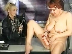 german interviewer helps mother i masturbate