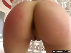 dark brown d like to fuck receives dped before