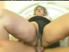 golden-haired older screwed aged aged porn granny