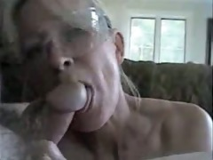 wife and spouse having trio oral sex pleasure
