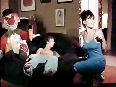 retro clip with classic milfs