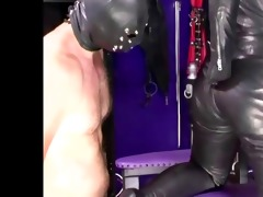domme controlling her subject