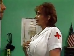 older nurse screwed in hospital