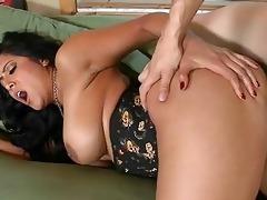 breasty mother i kiara mia acquire a shlong
