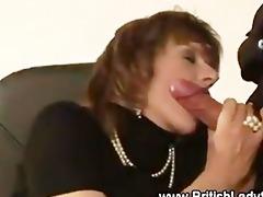 british lady sonia receives a jizz flow