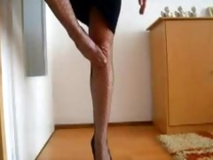 the beautiful legs and wazoo of my wife
