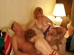 kitty foxx threeway with a older mature aged porn